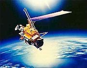 Il satellite in orbita