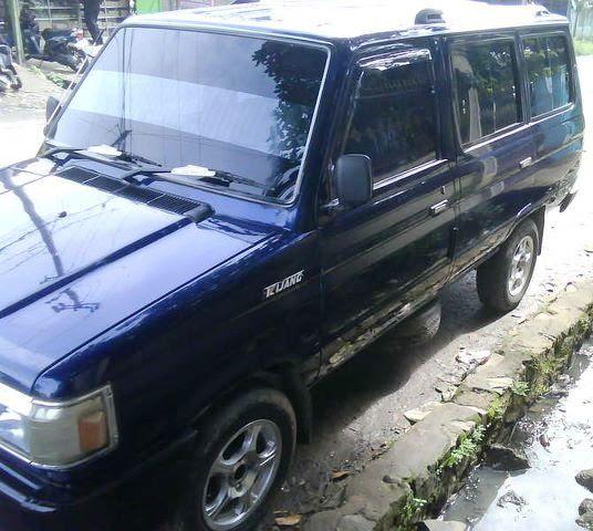 Dijual; Toyota Kijang Super Long Tahun 1990 | Galeri Mobil ...