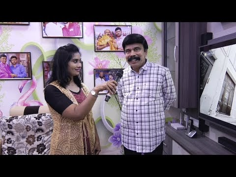 Live Streaming Actor Power Star | Visit our Home Ramya Modular Kitchen A...