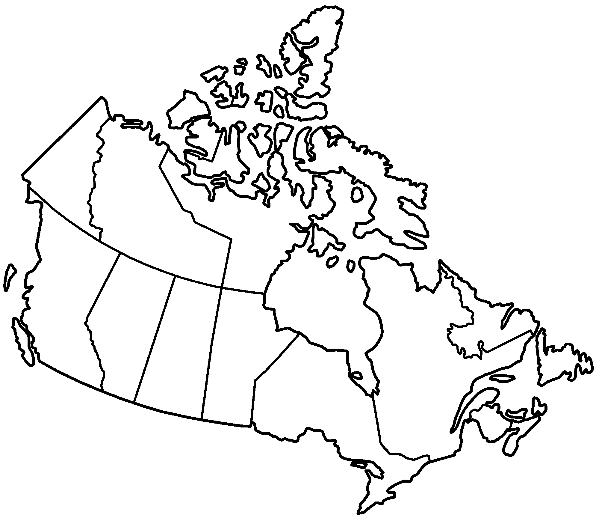 canada map blank printable 25 Elegant Blank Map Of Canada To Label canada map blank printable