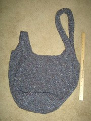 Before Gray Lucy Bag