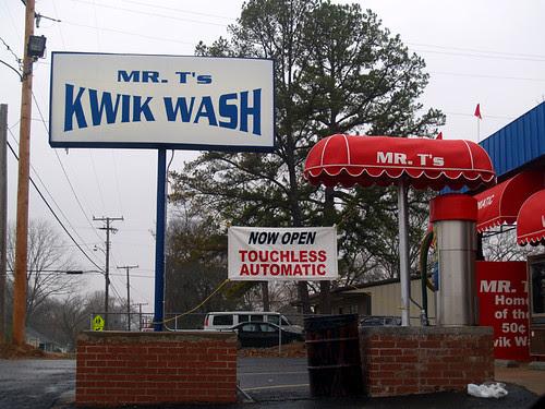 Mr. T's Kwik Wash