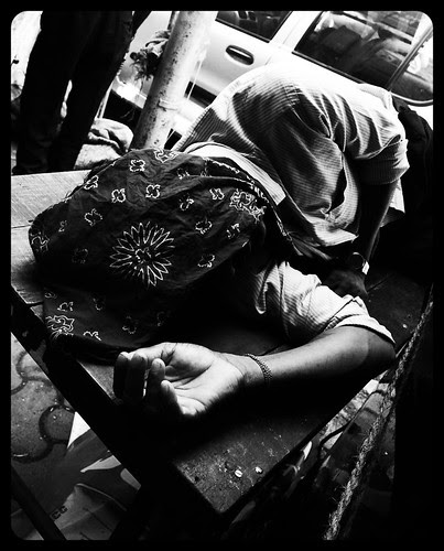 The Common Man Of India Died Much Before The Next Elections by firoze shakir photographerno1