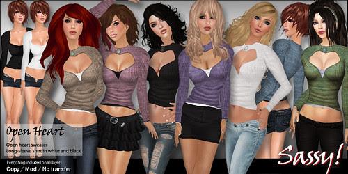 SL women fashion sweater