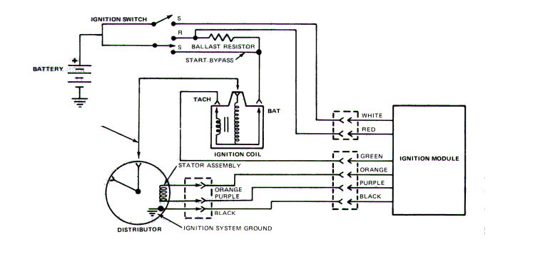 Need ignition wiring diagram for 1982 ford bronco custom ...