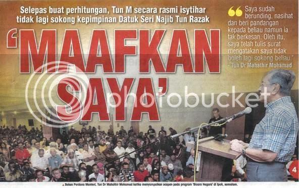 photo Tun Mahathir Tak Sokong Najib_zpsijaffz5b.jpg