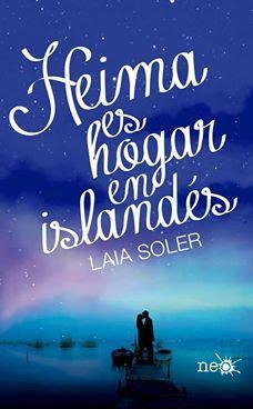 Reseña : 'Heima es hogar en islandés', Laia Soler
