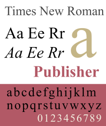 Times New Roman-sample.svg