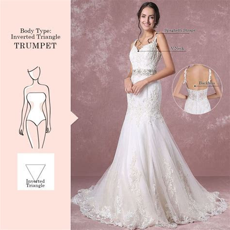 Find A Perfect Wedding Dress for Your Body Type   Milanoo Blog