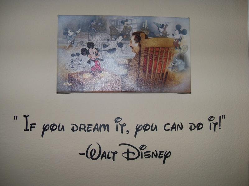 Walt Disney  Wall Decals  Trading Phrases