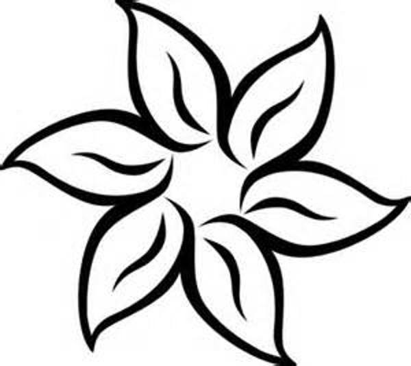 Flower Images Black And White Free Download Best Flower Images