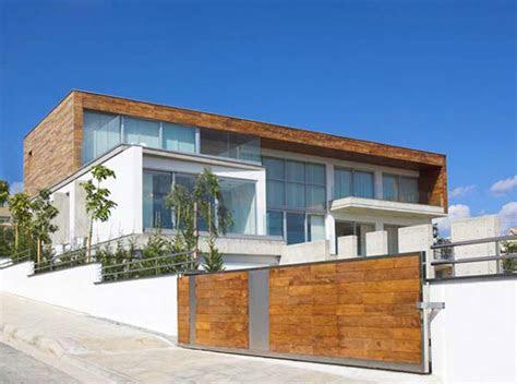 modern wood house exterior interior design home home