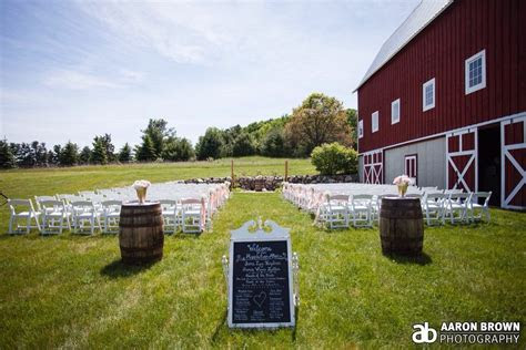 My outdoor wedding ceremony. Taken at Garvey family