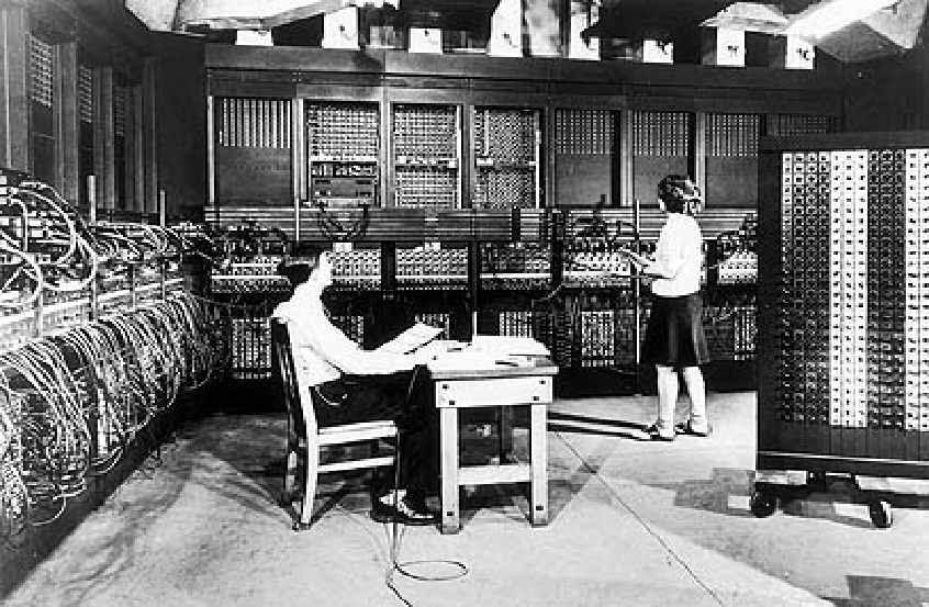 Taqi's Area: Komputer Generasi