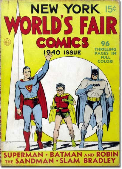World's Fair Comics
