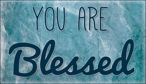 Free You Are Blessed eCard   eMail Free Personalized
