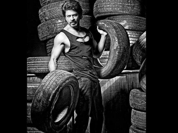 The Shahrukh Khan!