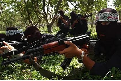 Al-Aqsa Martyrs' Brigade terrorists