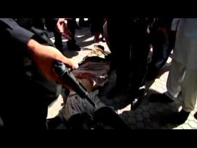 Attack in Kabul amid peace talks