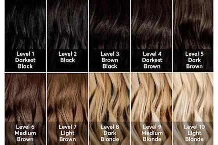 Fashionnfreak Medium To Light Brown Hair