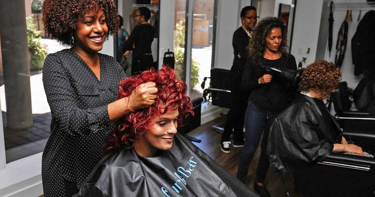 Curly Haircuts Salon Near Me   Cutz The Hair