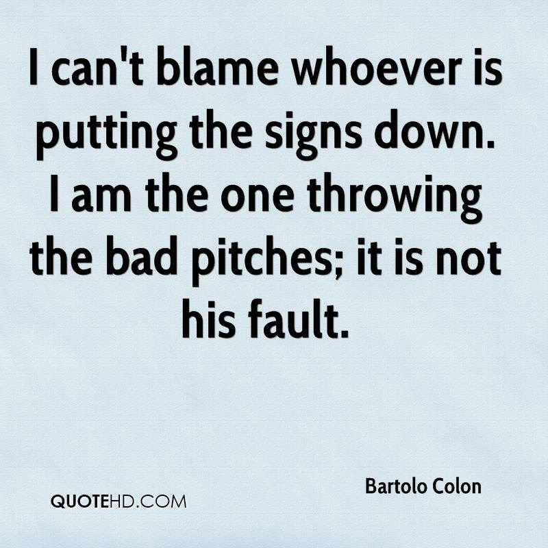 Bartolo Colon Quotes Quotehd