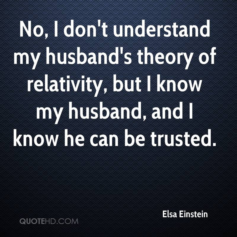Elsa Einstein Husband Quotes Quotehd