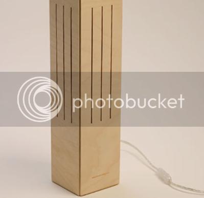 The Wine-Box-Lamp