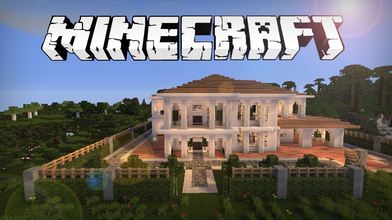Minecraft: House + Download - YouTube