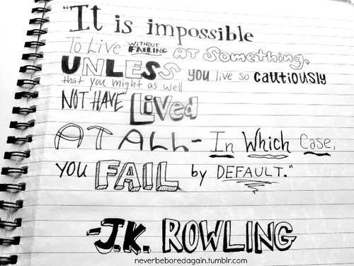Jk Rowling Famous Quotes. QuotesGram