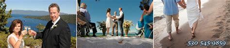lake tahoe weddings simple weddings  lake tahoe