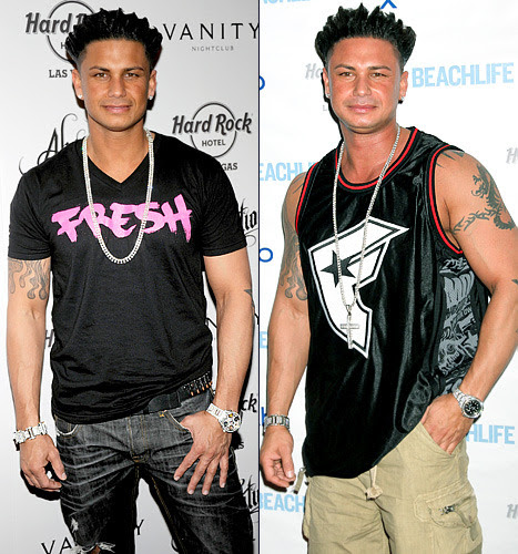 pauly d steroids 2012