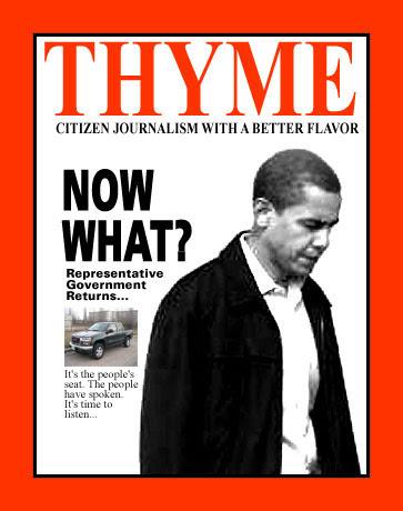 THYME Volume II, Issue IV