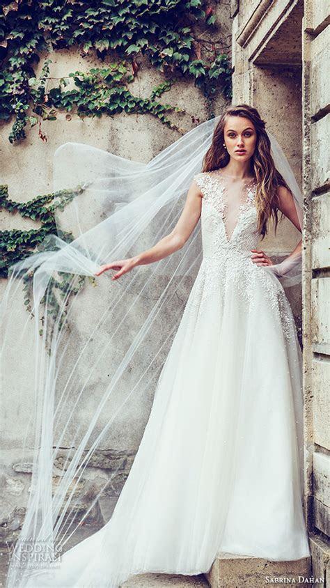 Sabrina Dahan Fall 2016 Wedding Dresses   Wedding Inspirasi