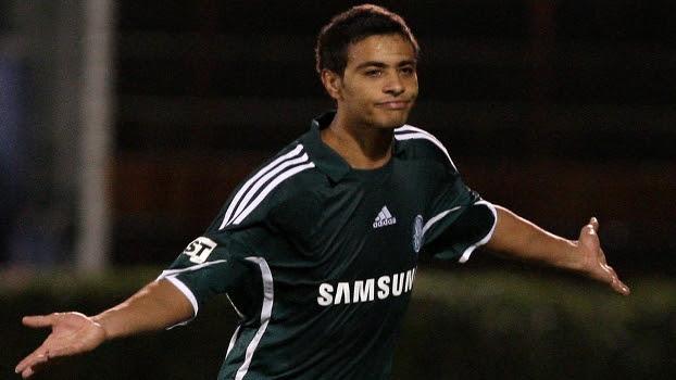 Meia vestiu a camisa do Palmeiras entre 2009 e 2010