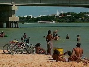 Ilha do Fogo (Foto: Reprodução/ TV Grande Rio)