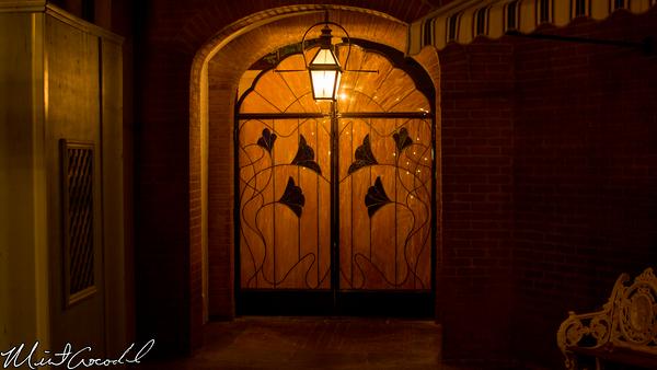 Disneyland Resort, Disneyland, New Orleans Square, Club 33, Refurbish, Refurbishment, Refurb