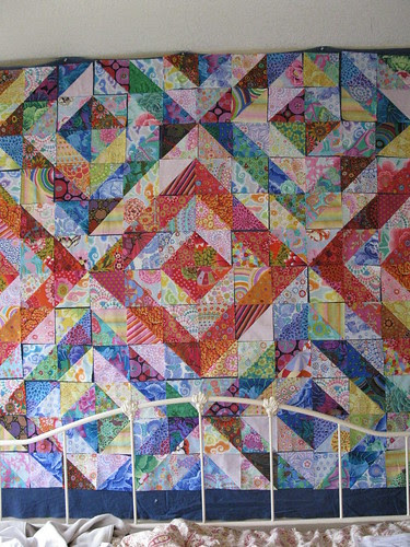 Evolution of a Value Quilt 5