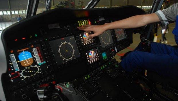 Helikopter EC725 Cougar Serba Canggih Buatan PTDI
