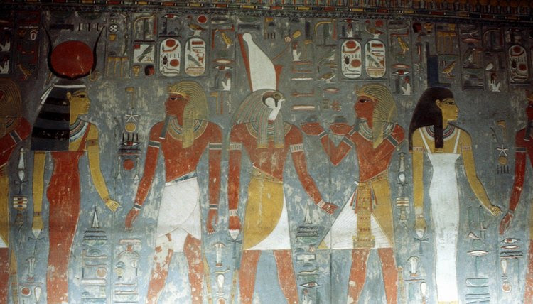 Life for Girls in Ancient Egypt | Synonym