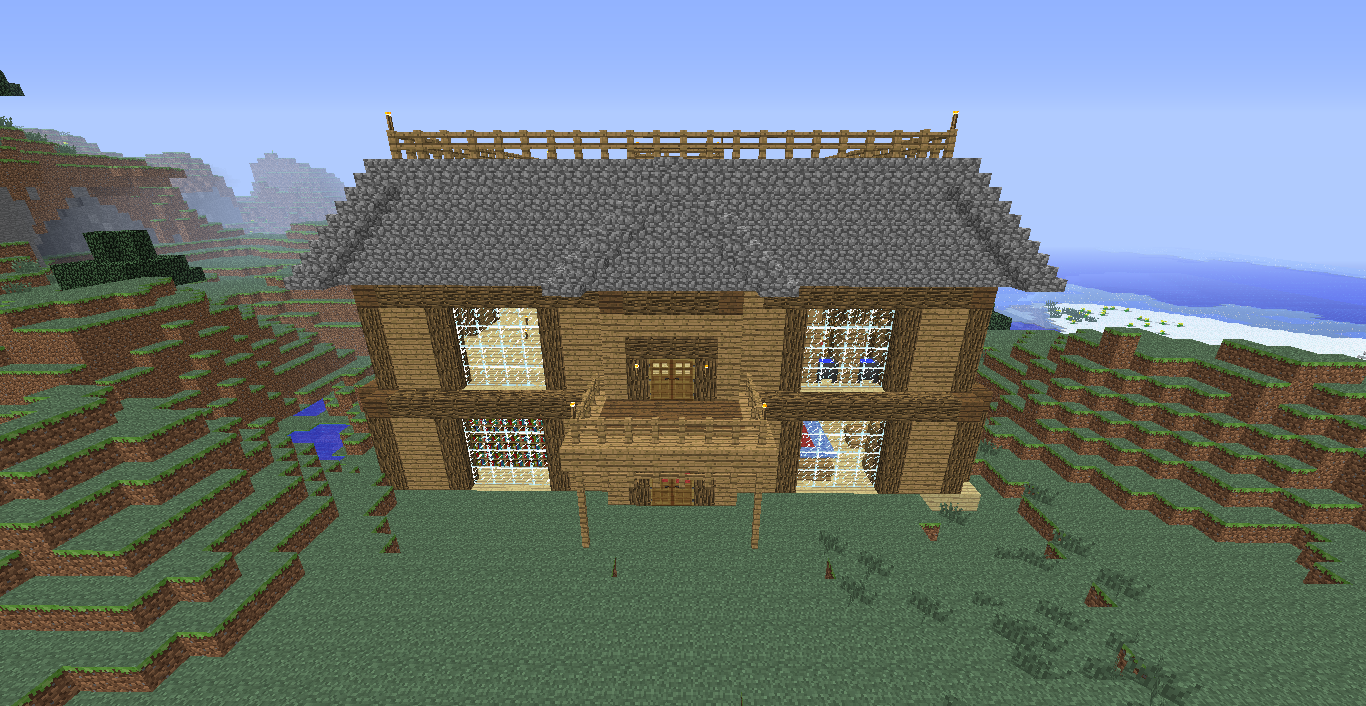 Since I'm learning to build... - Creative Mode - Minecraft ...