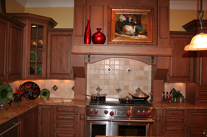 Pictures of Log Home Kitchens - The Fun Times Guide to Log Homes
