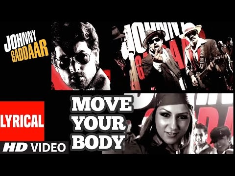 Move Your Body Lyrics | Shankar Mahadevan, Ehsaan Noorani, Loy Mendonsa | Lyricist Shankar Ehsaan Loy | T-Series