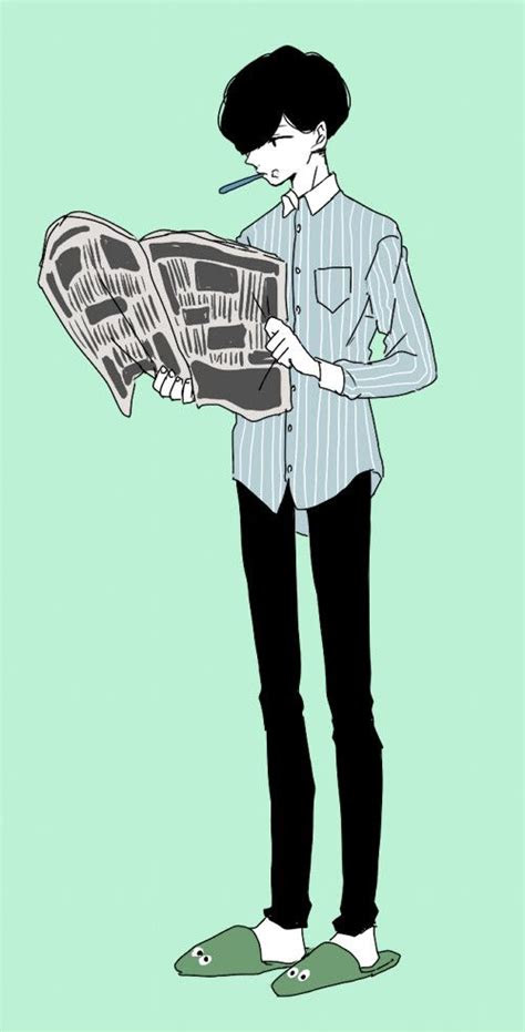 mint green    illustration art art