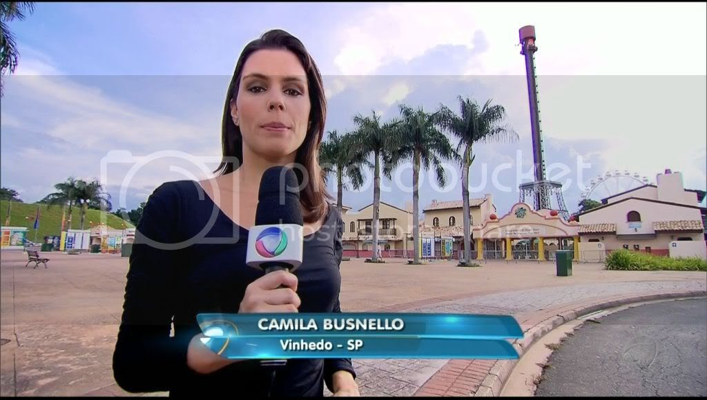 Nova Cara da TV Record HD Brasil