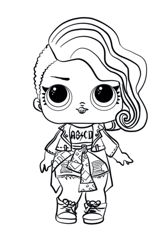 46 Lol Coloring Pages Go Go Girl , Free HD Download
