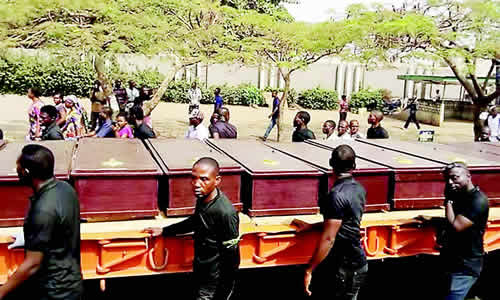 Image result for Benue killings: Senate summons IG over failure to arrest suspects