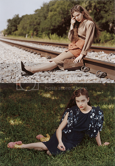 New Shots of Hailee Steinfeld for Miu Miu