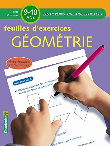 Gradivyter: Télécharger Feuilles d'exercices Géométrie Primaire CM1 : 9-10 ans Pdf (de Kathleen ...
