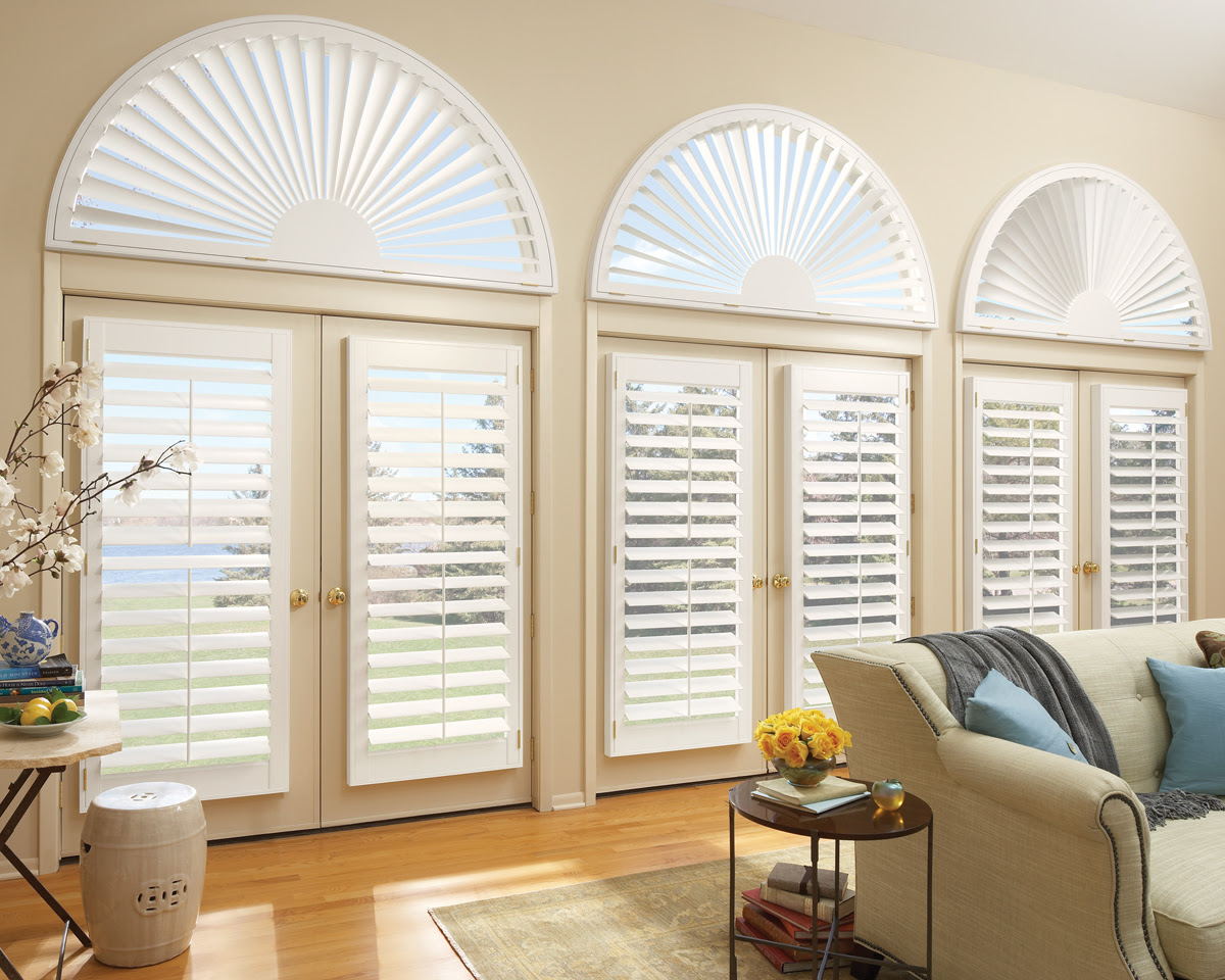 Blinds Beautifulspecial Shaped Window Coverings Blinds Beautiful